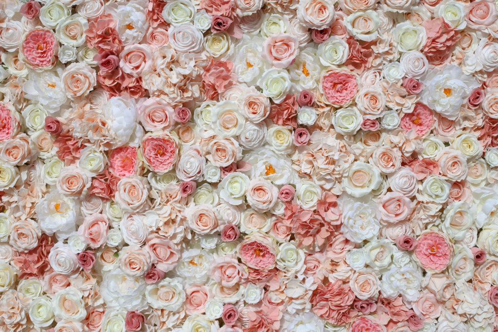 Funny Flower Scianka Kwiatowa Brzoskwiniowa