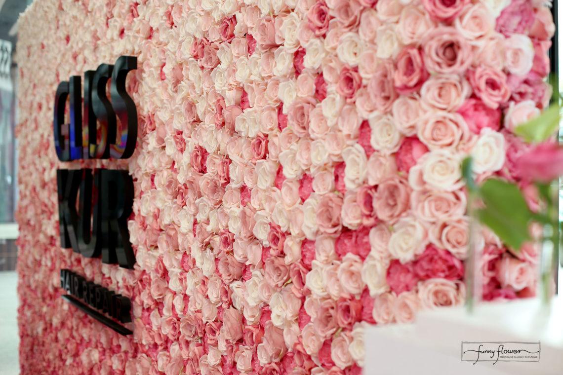 Funny Flower Scianka Kwiatowa Dwustronna Ombre