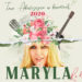 Maryla_Rodowicz_Funny_Flower_scianka_kwiatowa_2