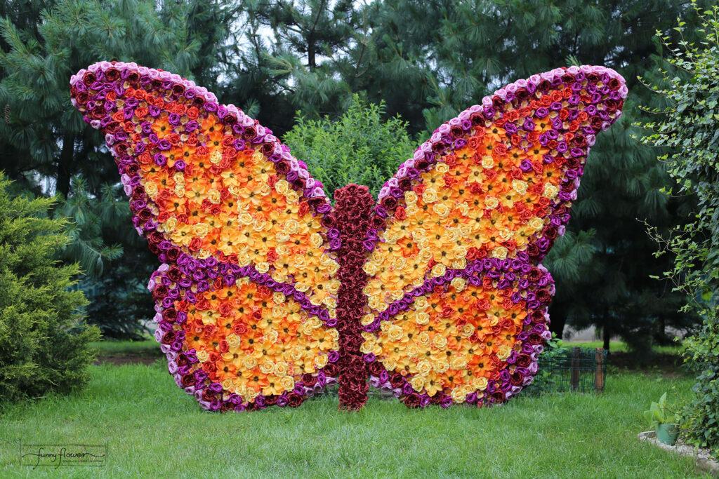 Funny_Flower_Kwiatowy_Motyl 1